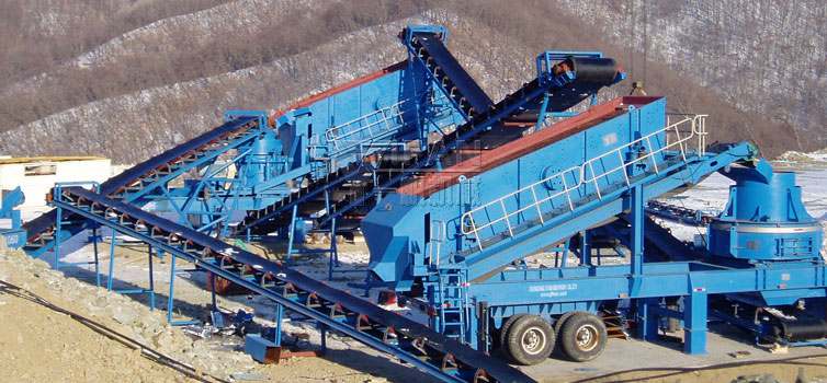 crushing equipment